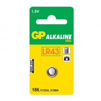 PARISTO GP 186 LR43 ALKALINE