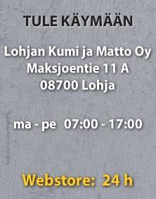 Lohjan Kumi ja Matto Oy - Maksjoentie 11 A, 08700 Lohja