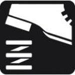 TYÖKENGÄT 12327 SIEVI FILE BLACK - Kumi ja Matto verkkokauppa 98f07d27f5